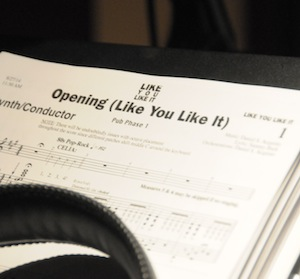The Like You Like It Online Sheet Music Store.
